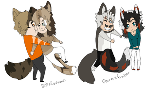 My Favorite WVS Couples by SophSouffle
