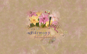 HH HarmonyWallpaper 1440 x 900 by LenasCreations
