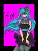 AT: Khryz by AlaishaTheWolf