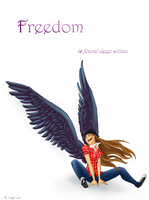 Freedom by LilayM