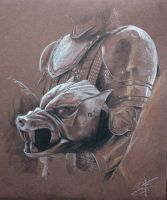 The Hound by Aguilas