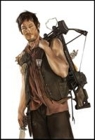 Daryl Dixon by TheSig86