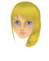 HTTYD Astrid - Face Practice by Fallen--Wish