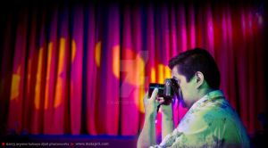 Stage photographer by djati
