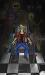 The King of Five Nights at Freddy's by 6stringRaven