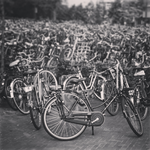Bikes in Venlo. by dragonfly-oli