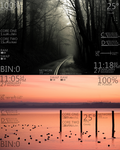 Flat v1.1 for Rainmeter by theking9794