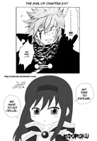 Fairy Tail- The girl of chapter 297 by EdoRoku