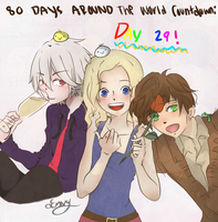 Hetalia day countdown: Day 29 by oEnvy
