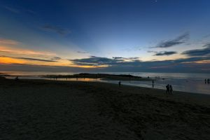 Sunset at Kuta Beach, Bali 2 by Shooter1970