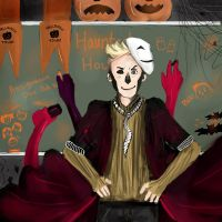 (Optional!) Halloween Assignment- 2013 by Candy-Leptic