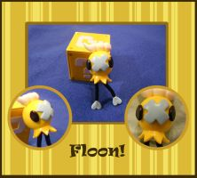 Clay Shiny Drifloon by Myklor
