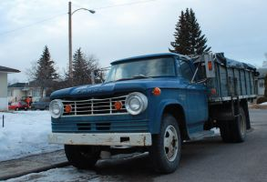 Go Far Work Truck by KyleAndTheClassics