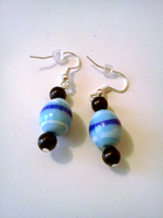 Vinyl Scratch Cosplay Earrings by CorterMoon