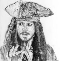 Jack Sparrow by twiaddict
