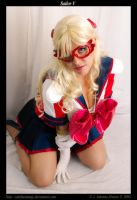 Sailor V by CatoKusanagi