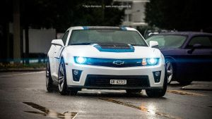 Camaro ZL1 by AmericanMuscle