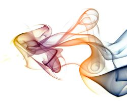 Swirls of colour by TeresaHowes