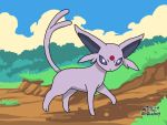 espeon by mgunnels3