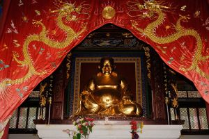 Buddha - Chongsheng temple, Dali 1 by wildplaces
