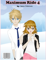 Maximum Ride Cover 4: Max Dyl by Mai-Taniyama-anime