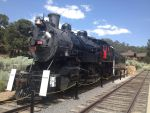 Grand Canyon Railway Locomotive by Fox-Jake