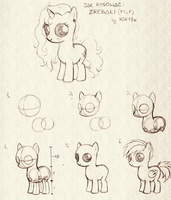 MLP Tutorial: Foals by SWN-3000