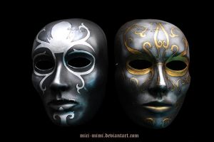 Death Eaters Mask by mici-mimi