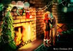 Christmas Party for Two of us by carina-dlr