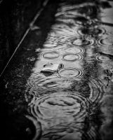 Here comes the rain again by Peterix