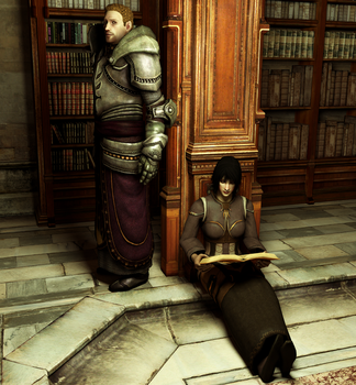 Memories of a Warden by Mageflower