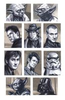 ECCC Cards by AshleighPopplewell