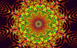 Mandala Mayhem 14 by Don64738