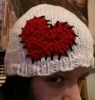Valentine's Day Hat by Branxnia