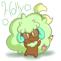 Holly the Whimsicott by Candy-Swirl