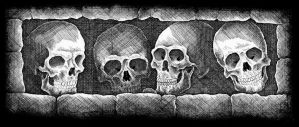 Skull Crypt by Saevus