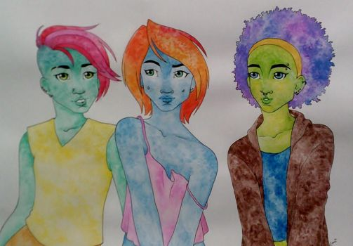 Colourful youth by EmmaMcAuslin666