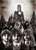The Harry Potter Universe by Williaaaaaam