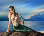 Mermaid by alenara80