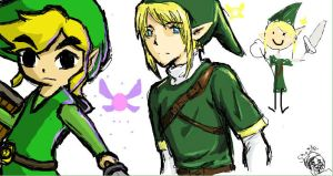 iscribble Link by chazzatron