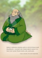 WIP Iroh by rat-patooty