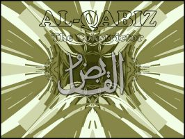 Names of Allah :20: AL-QABIZ by cosmy