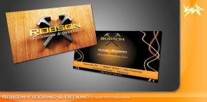 Business Card RFnD by Zenixx