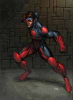 Invincible: Level 2 by K-Bol