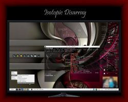 Isotopic Disarray - Openbox(ed) by rvc-2011