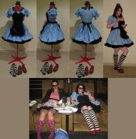 Gothic Alice Costume by RohanElf
