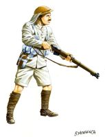 WWI British Soldier by hardbodies