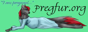 Request - Pregfur by PrettyRedWolf