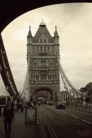 Tower Bridge by LunaFeles