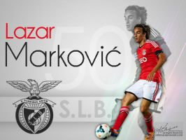 Lazar Markovic Wallpaper by RafaRod